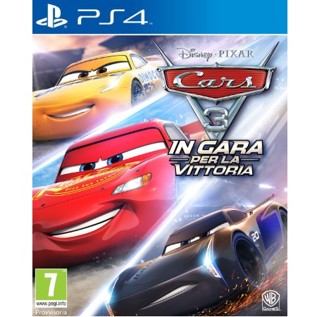 Warner Bros Game - Cars 3 In Gara per la Vittoria