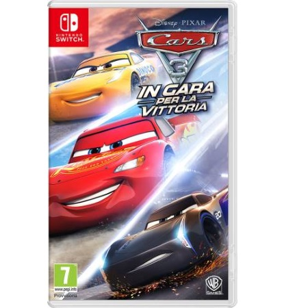 Warner Bros Game - Cars 3: in gara per la vittoria