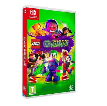 Warner Bros Game LEGO DC Super Villains - 1000704837