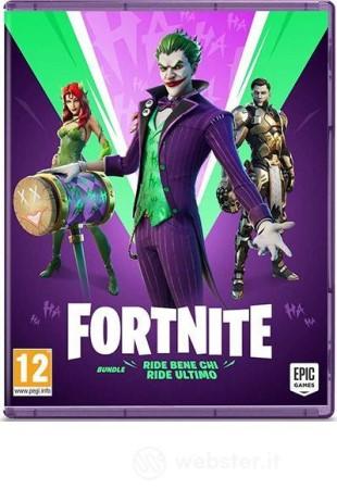 Fortnite Ride Bene Chi Ride Ultimo Warner Bros Game - 1000780043