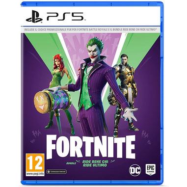 Fortnite: Ride Bene Chi Ride Ultimo, PS5 Warner Bros Game - 1000780044