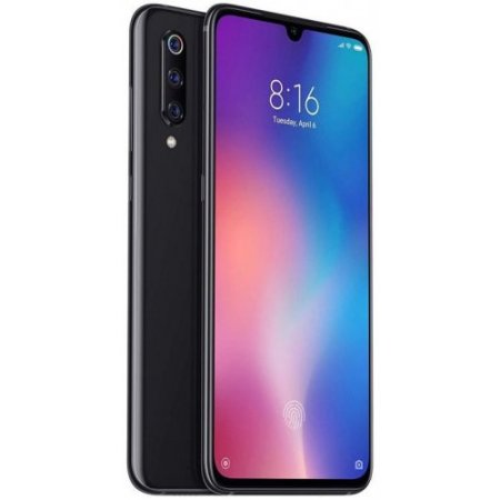 Xiaomi Smartphone 128 gb ram 6 gb. quadband - Mi9 Nero