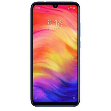 Xiaomi Smartphone 128 gb ram 4 gb. quadband - Redmi Note 7 128gb Blu