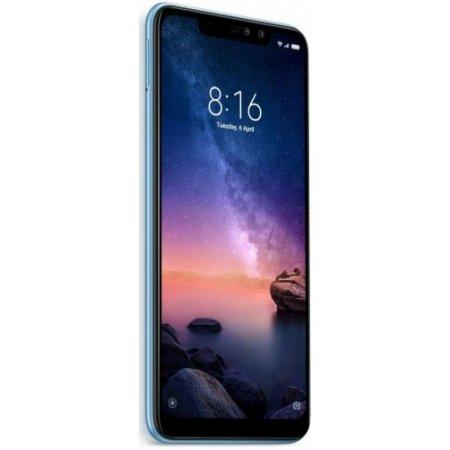 Xiaomi Smartphone 64 gb ram 4 gb. quadband - Note 6 Pro 64gb Blu