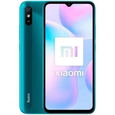 Xiaomi Processore: MediaTek Helio G25: tecnologia di processo a 12 nm, fino a 2,0 GHz, 8x A53, CPU a otto core - Redmi 9a Peacock Green