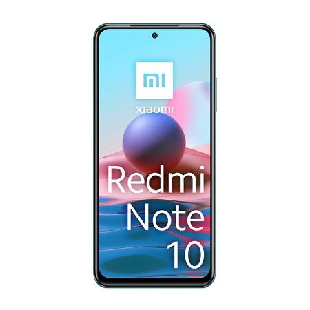 Xiaomi Quadri Band - 4G-LTE - Wi-Fi - A-GPS - Redmi Note 10 4+128 Lake Green