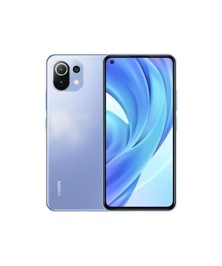 Xiaomi So. compatibile android 11 + miui 12 - Mi 11 Lite Bubblegum Blue 6g 128g