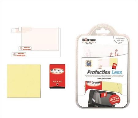 PROTECTION LENTS 2DS/3DS 2 Pellicole protettive per Nintendo 2DS-3DS