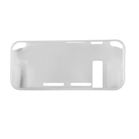 Xtreme 95672 custodia per console portatile Cover Nintendo Trasparente Poliuretano termoplastico (TPU) Trasparente