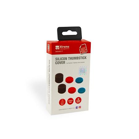 Xtreme 95607 accessorio di controller da gaming Impugnature per joystick analogico Nintendo Switch