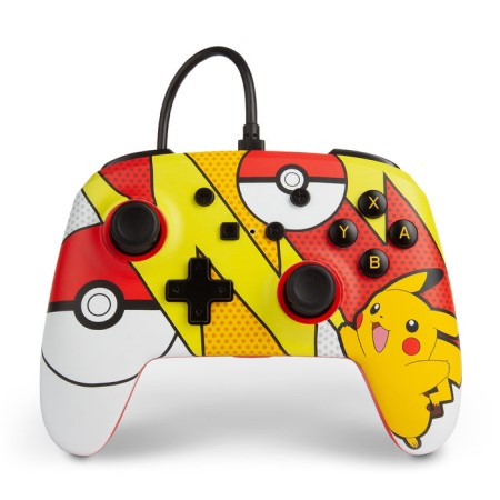 Xtreme Controller Nintendo Switch Pokemon Pop Art