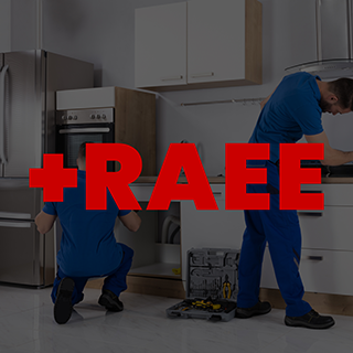 SERVIZI AGGIUNTIVI: Consegna e installazione al piano + ritiro RAEE