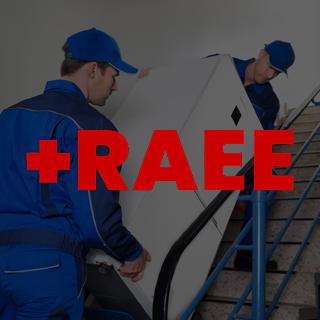 SERVIZI AGGIUNTIVI: consegna al piano e ritiro RAEE