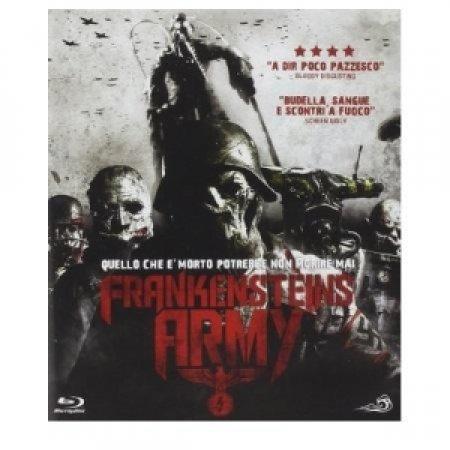 01 DISTRIBUTION Frankenstein's Army - FRANKENSTEIN'S ARMY DVD