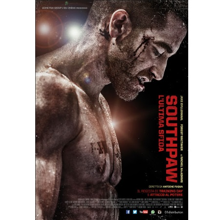 01 Distribution - SOUTHPAW L'ultima sfida DVD